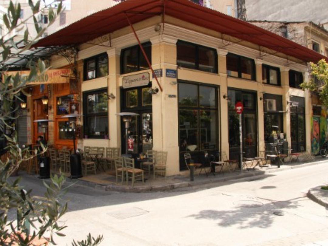 LiFO - Mάλλον η γωνιά με τα καλύτερα old fashioned γλυκά της Αθήνας